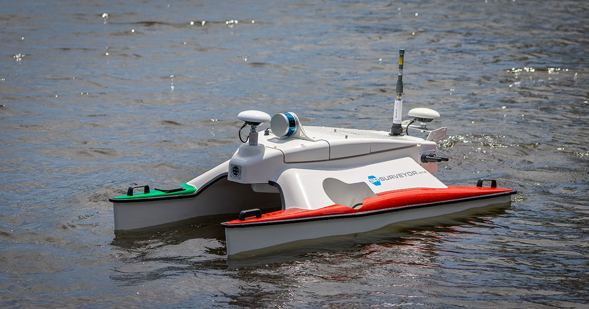 SeaRobotics to Supply ASVs to the U.S. Naval Research Laboratory