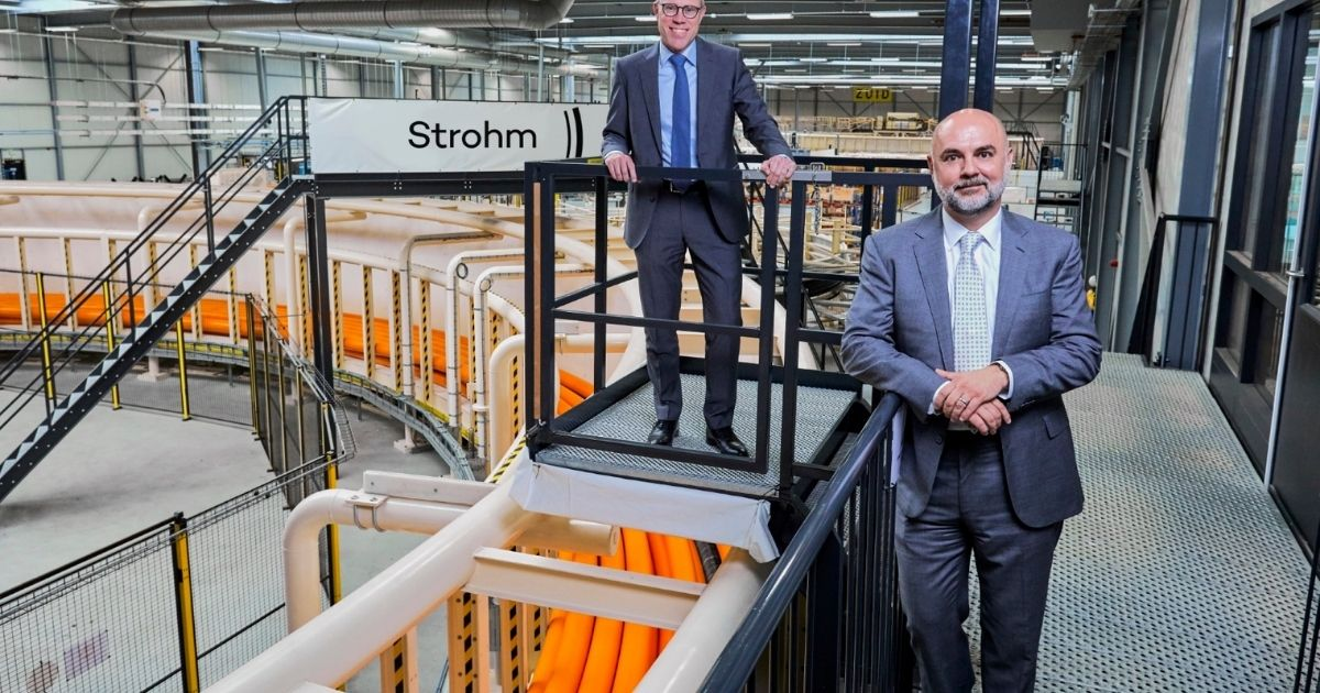 Airborne Oil & Gas Changes Name to Strohm