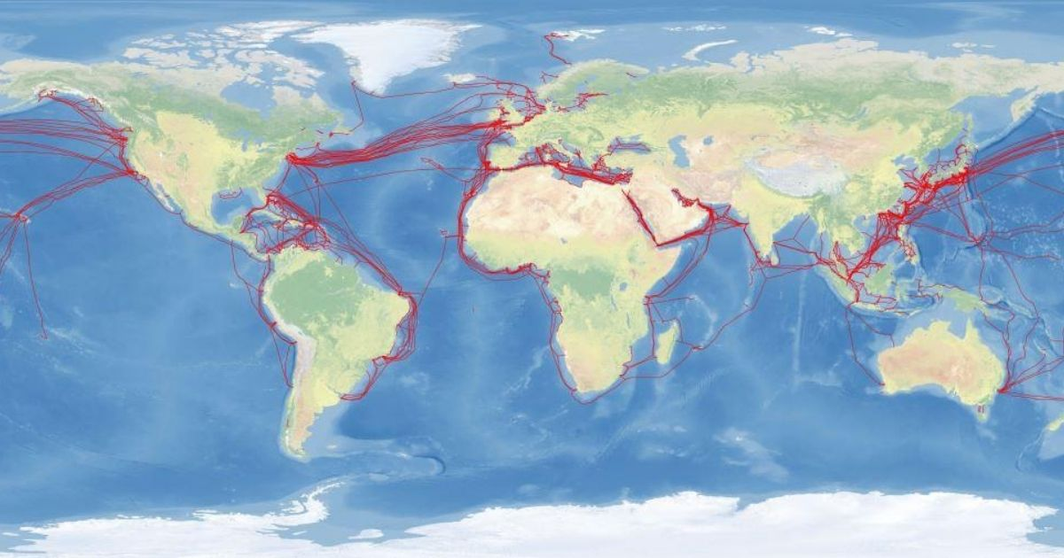 Global Marine Group Launches OceanIQ