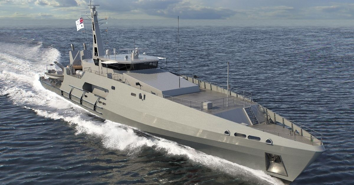 Vestdavit to Deliver 12 Boat Launch-and-Recover Systems to RAN