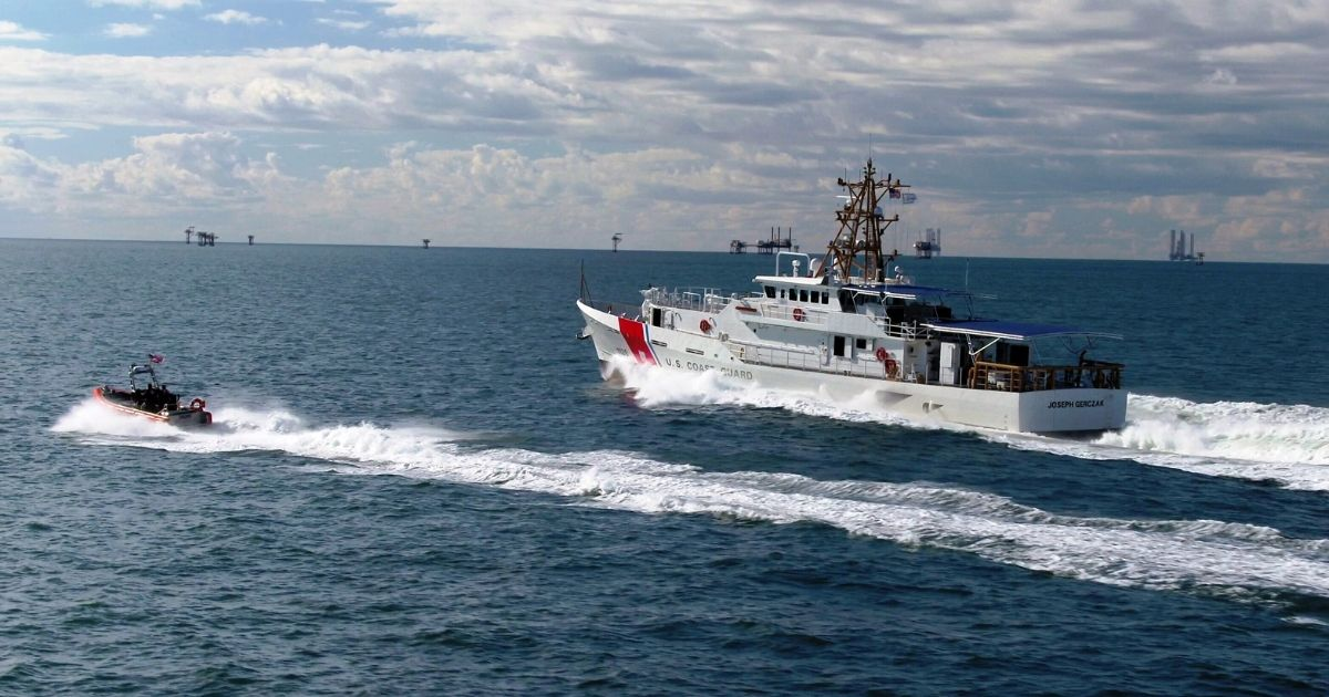 U.S. Coast Guard Orders Four Additional FRC's from Bollinger Shipyards
