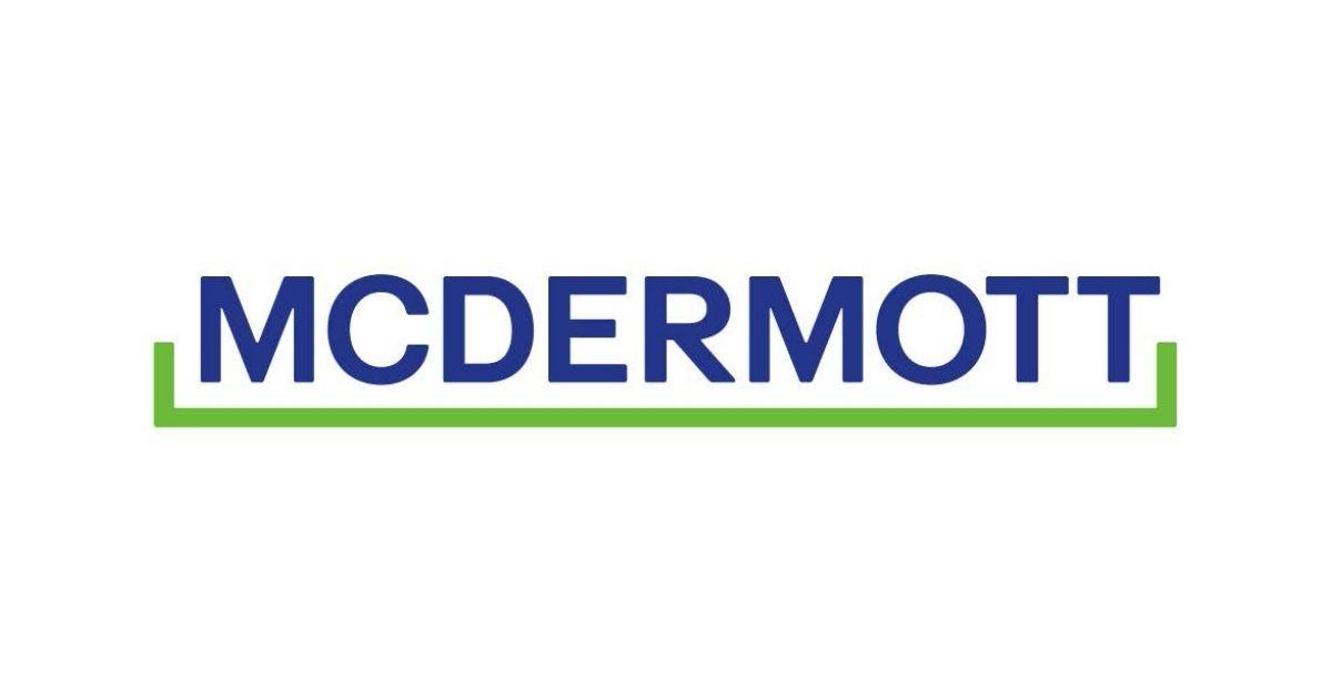 McDermott Earns Malaysia International Business Award