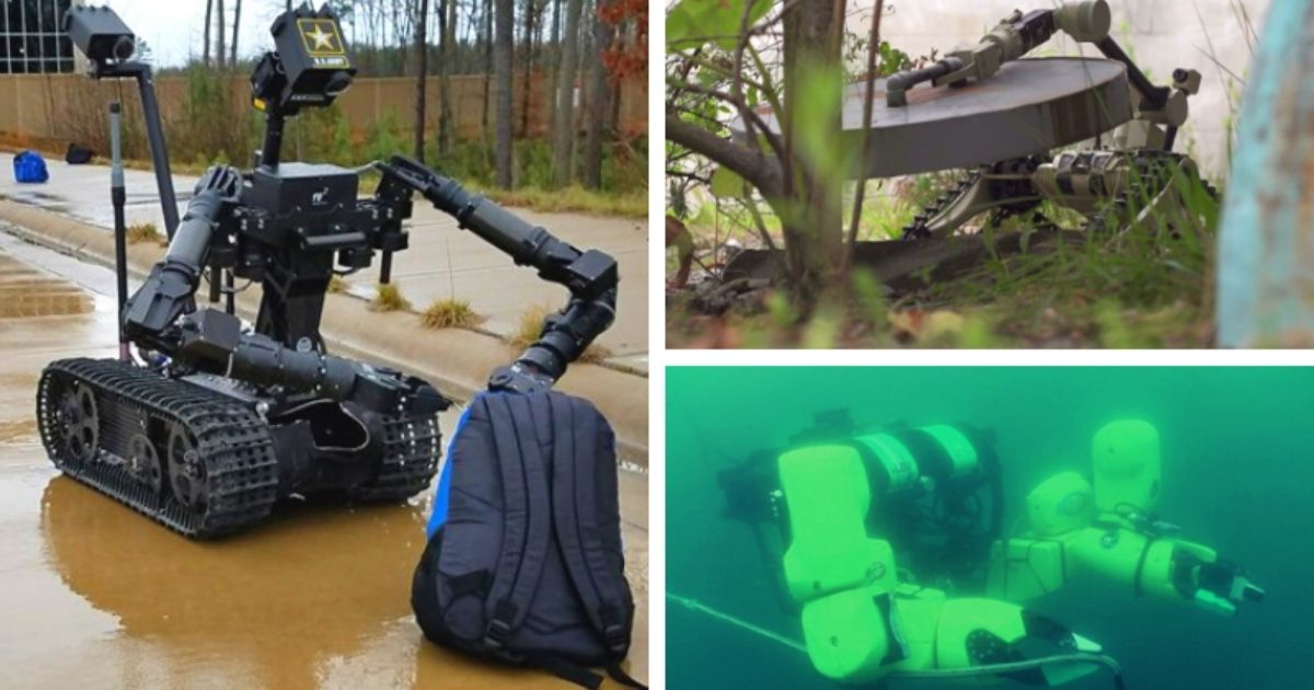 RE2 Robotics Expands Manufacturing Capability