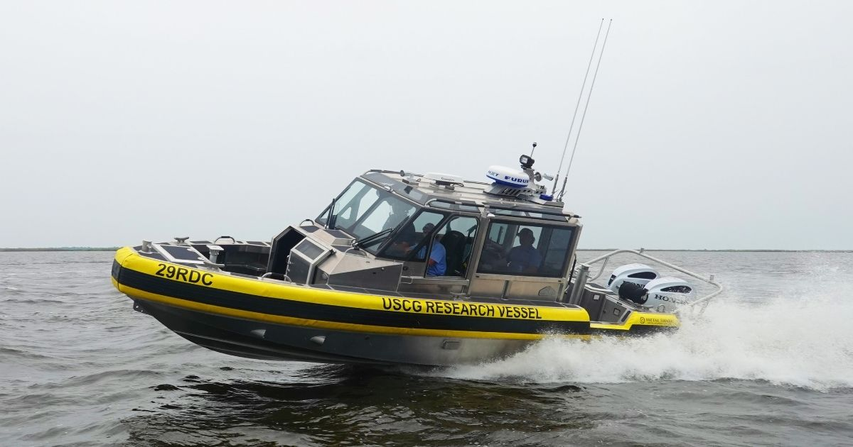 Collaboration to Supply USCG R&D Center with New Autonomous Vessel
