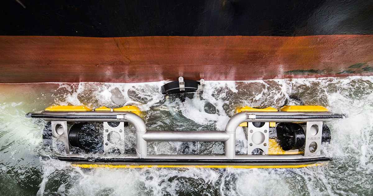 NO MORE FOUL PLAY: Time to Tackle Biofouling
