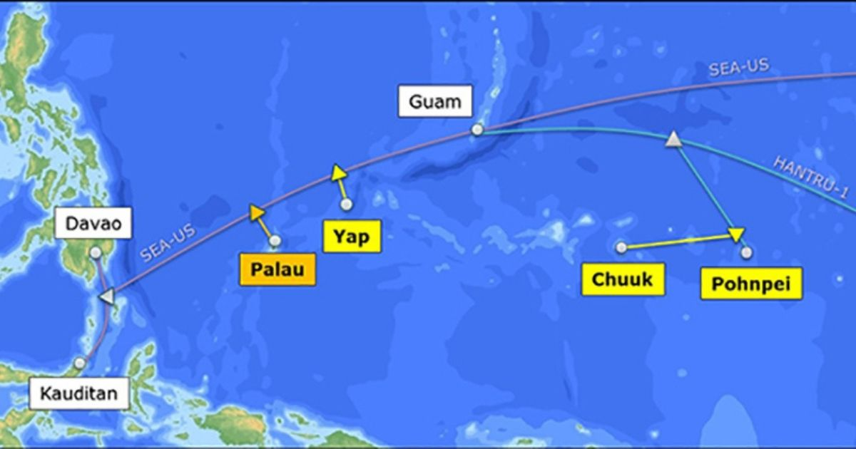 NEC Sign Contract for the Palau Cable 2 (PC2) Optical Submarine Cable