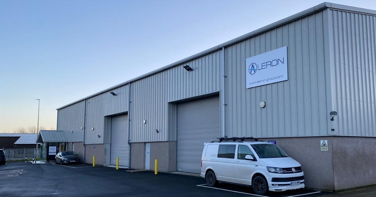 Aleron Group Announce Strategic Organization Restructure