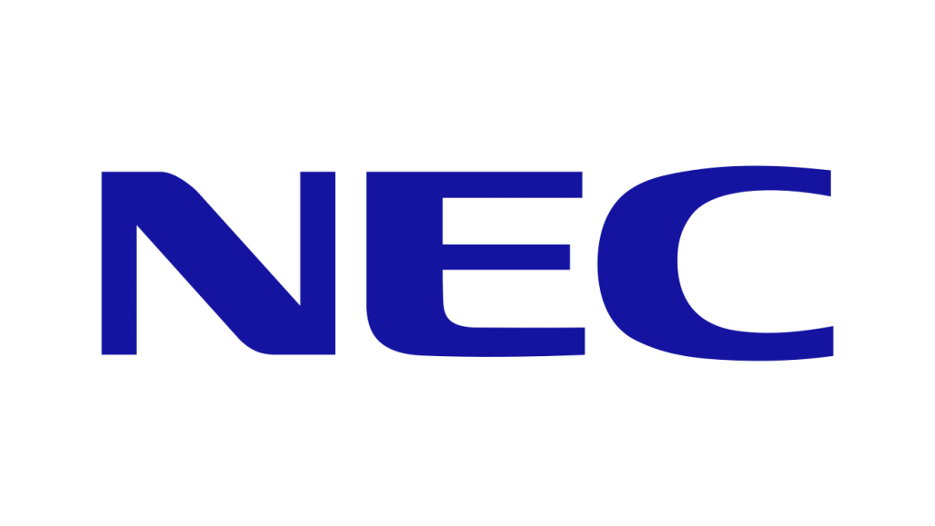 1 nec corporation logo
