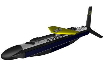 Multi-Beam Side Scan Sonar Systems-System 5900