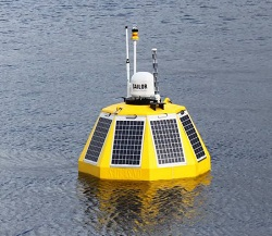 APB5 - Automatic Profiling Buoy