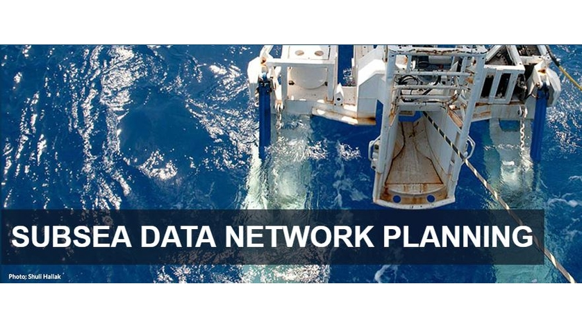 Subsea Data Network Planning