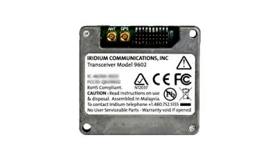 MetOcean Telematics: Iridium® 9602
