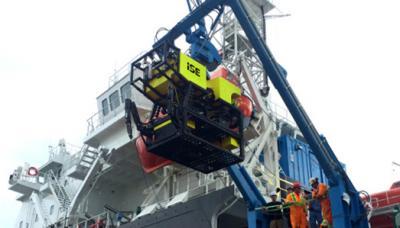 ISE HYSUB Remotely Operated Vehicle (ROV)